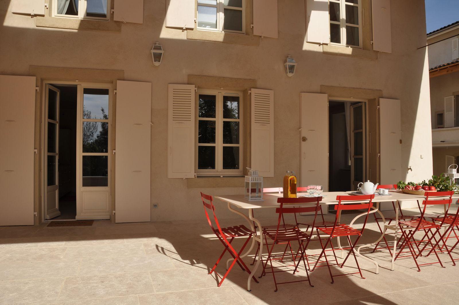 Afbeelding van Domaine de Valence - la Terrasse - luxe en groot vakantiehuis Frankrijk met zwembad