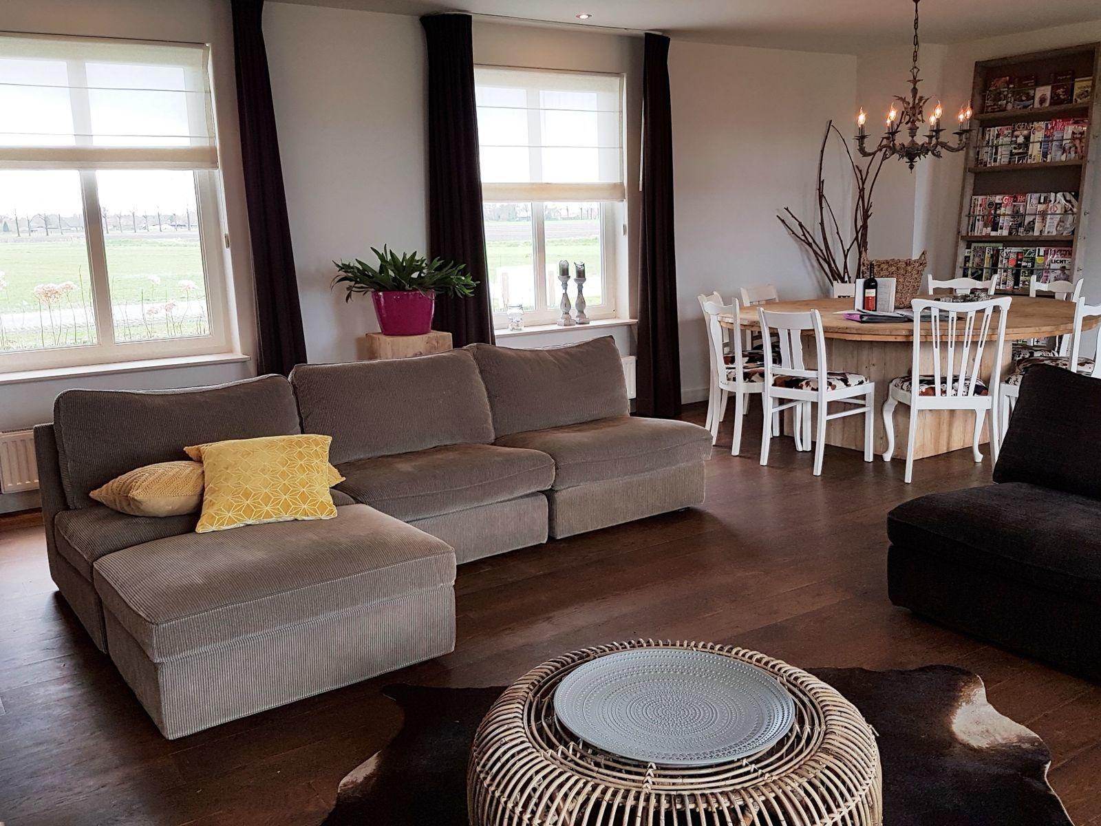 Brabantse Huis - luxe vakantiehuis met sauna, hond is welkom