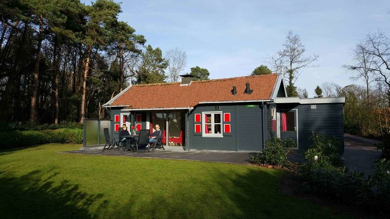 Type CL (1 tot 3 pers.) Lindenberg Holten