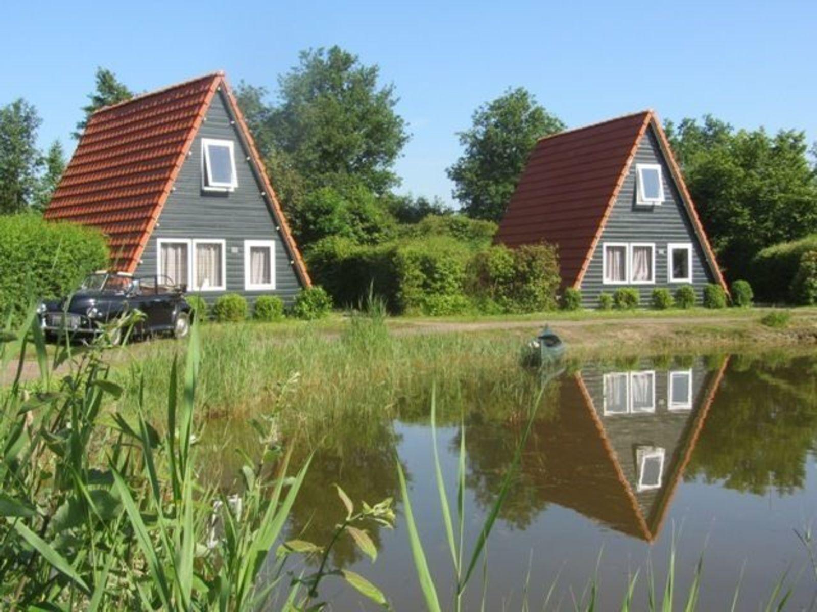 Kapschuur + 5 vissershuisjes (30 personen)