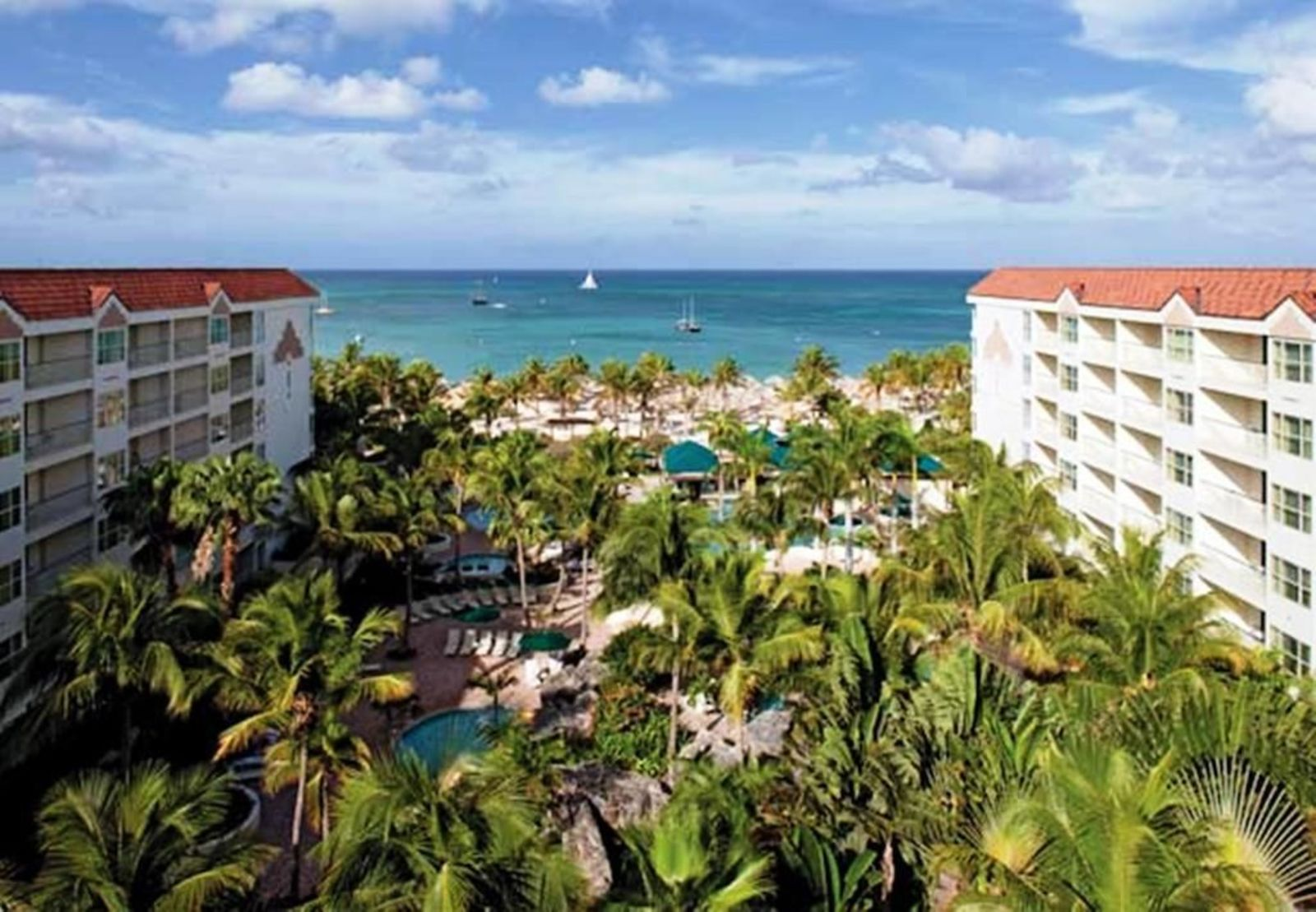Marriott's Aruba Surf Club, 2-Slaapkamers