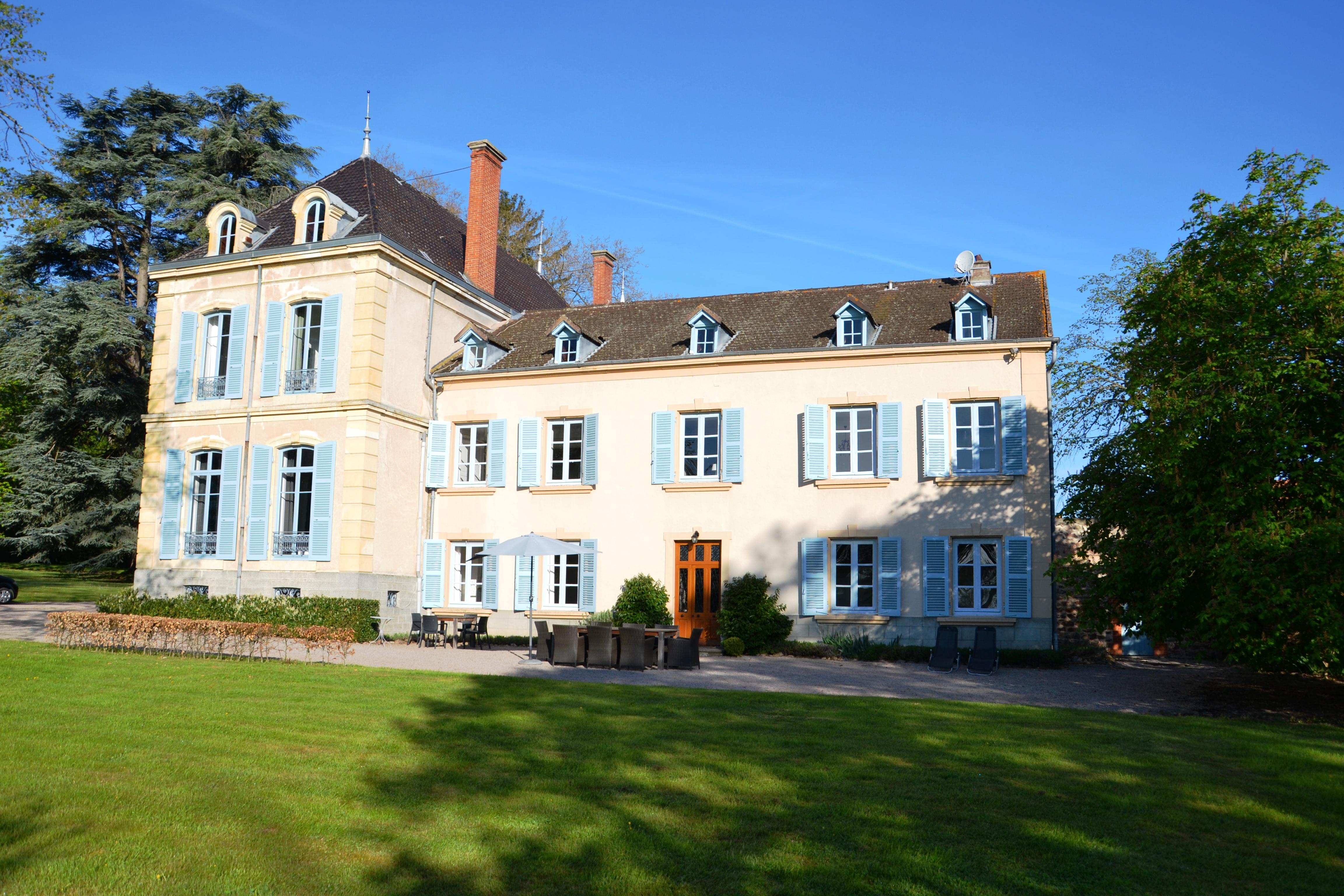 Afbeelding van Domaine du Roi Francois - Château & Maison - kasteelvakantie Frankrijk