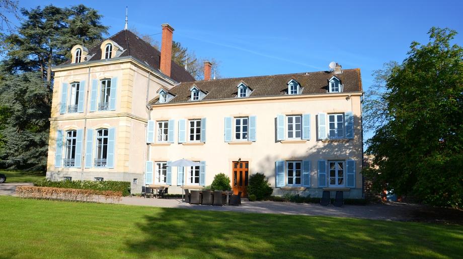 Domaine du Roi Francois - Chateau & Maison - kasteelvakantie Frankrijk