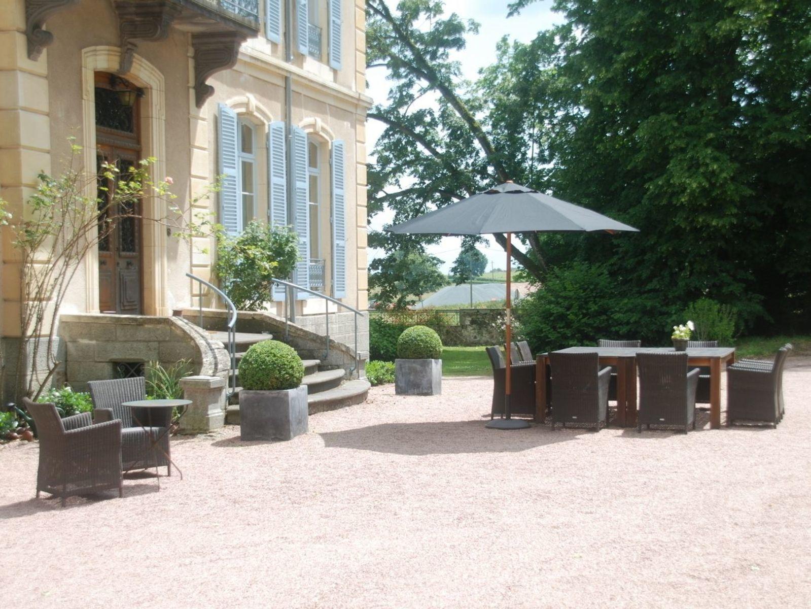 Domaine du Roi Francois - Château & Maison - kasteelvakantie Frankrijk