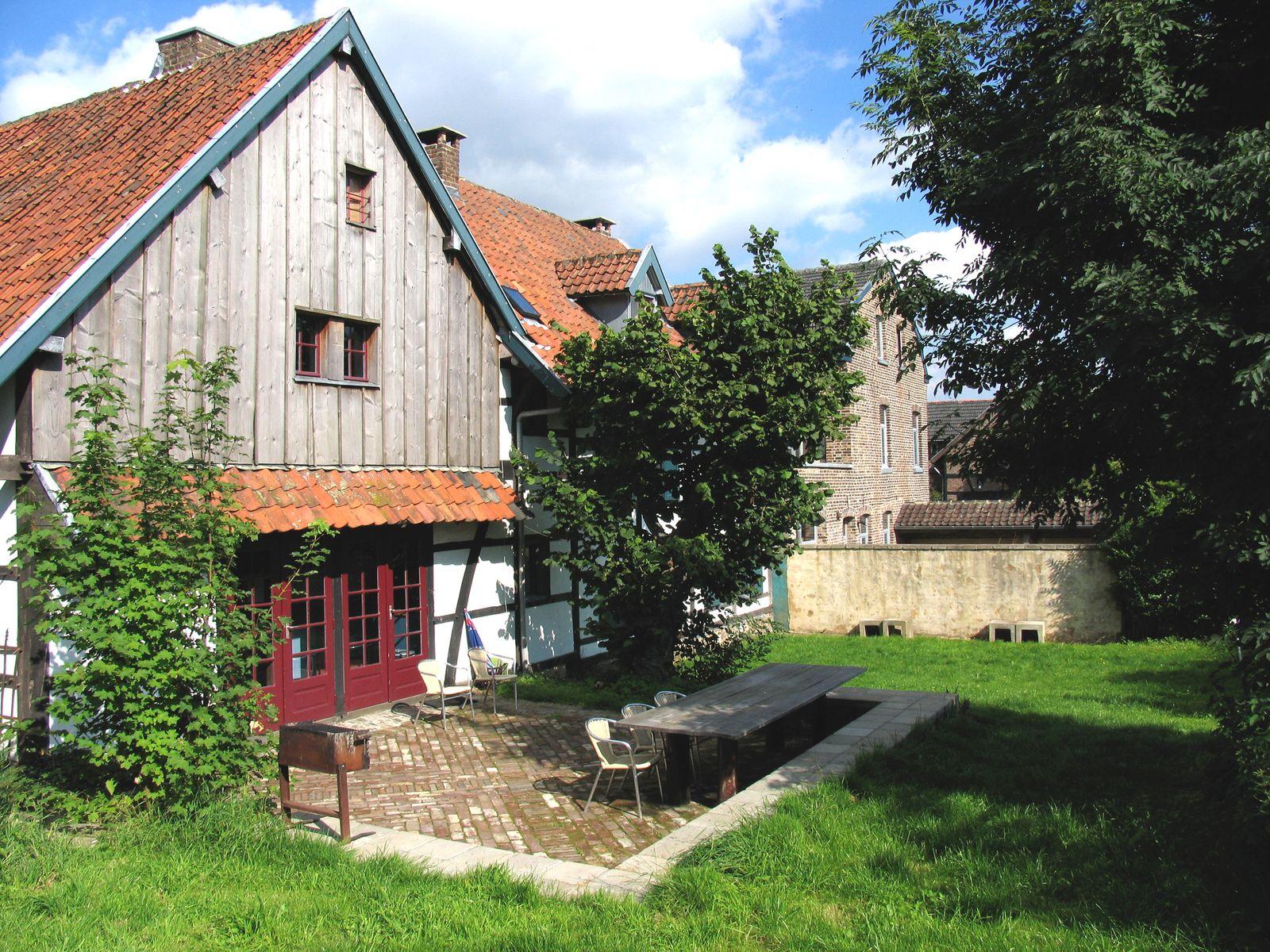 Afbeelding van Vakwerkhuis Woonhuis - vakantiehuis voor groepen in Limburg