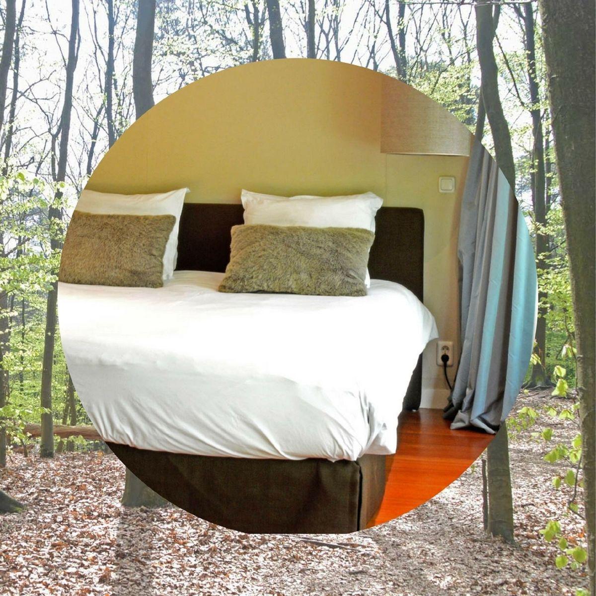 Forest zeer ruime 2 persoons Suite