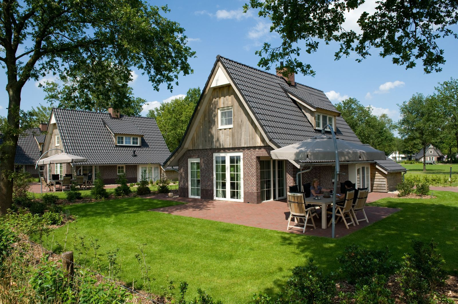 Villa Beukelaer XL Wellness 6 people