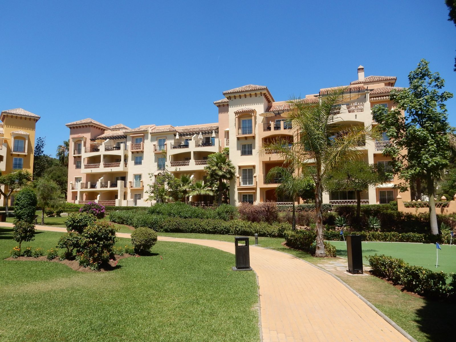 Marriott's Marbella Beach Resort, 2-Bedroom