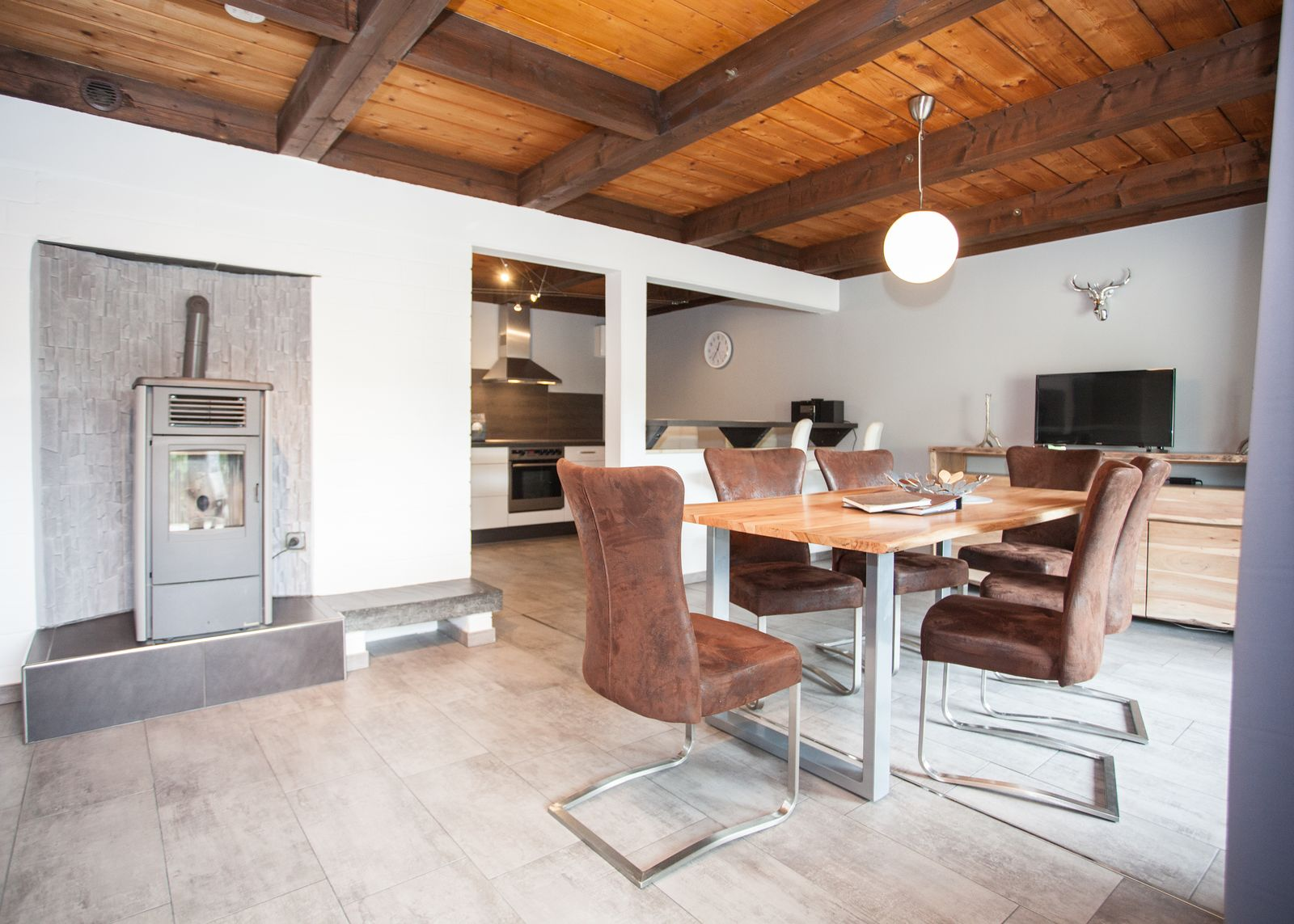 Bild von Ferienhaus - Margaritenweg 31-F