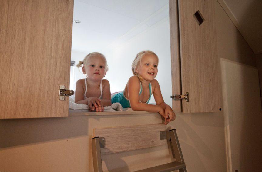 Afbeelding van 6-persoons Veluwelounge met privé sauna