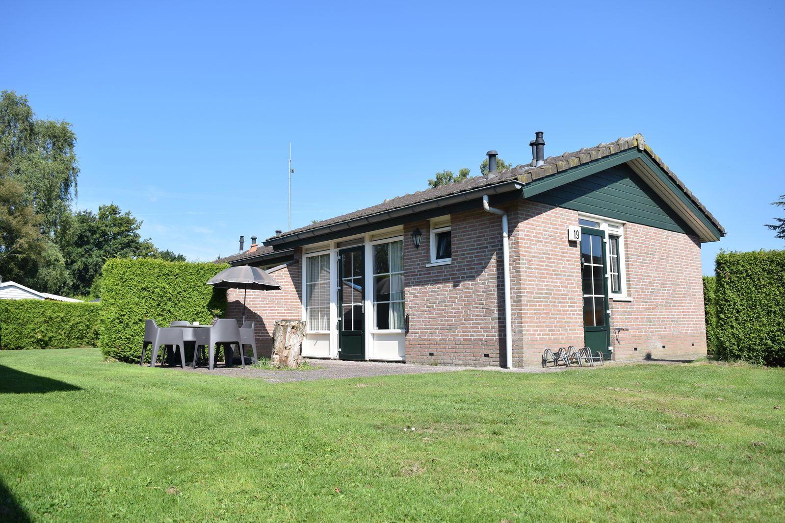Afbeelding van Heuveltjes 4-persoons bungalow