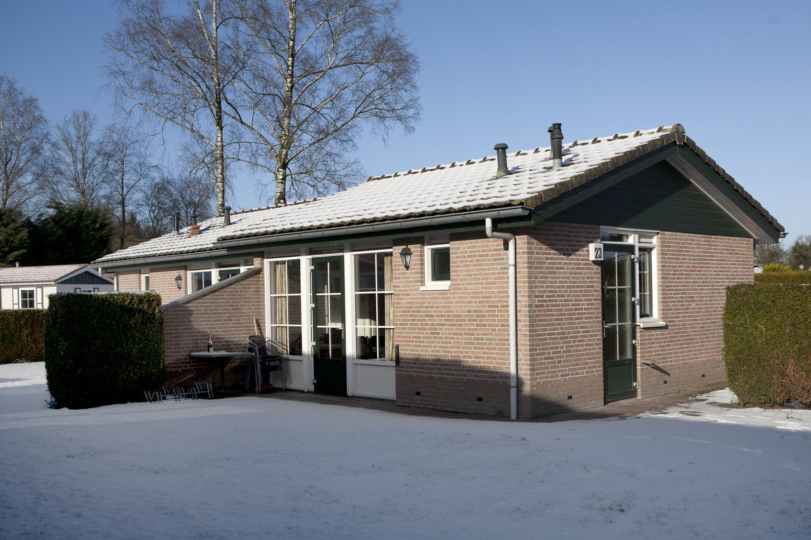 Zeumeren 6-person bungalow