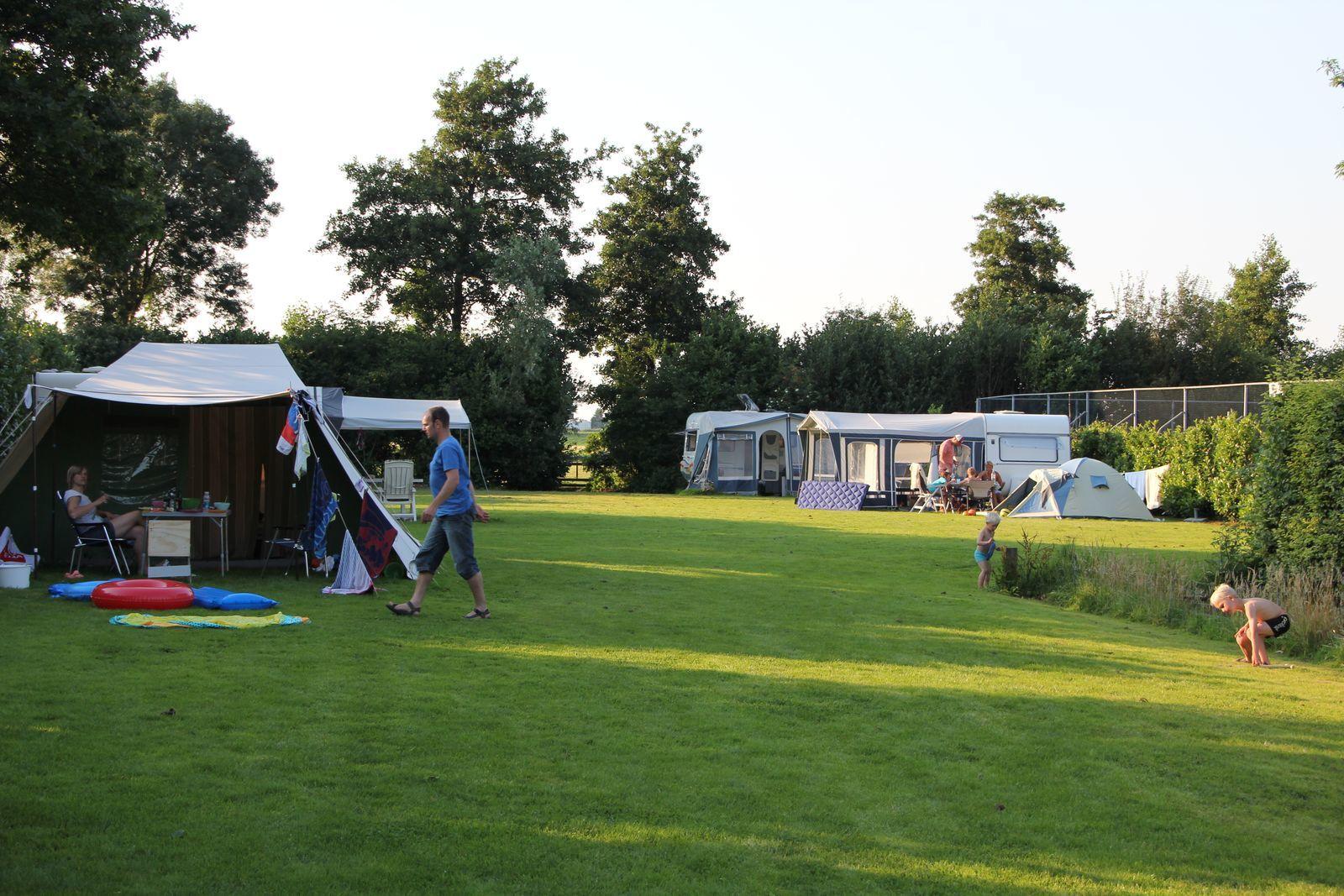 Kampeerplaats: Camper, Caravan of Tent, 6Amp