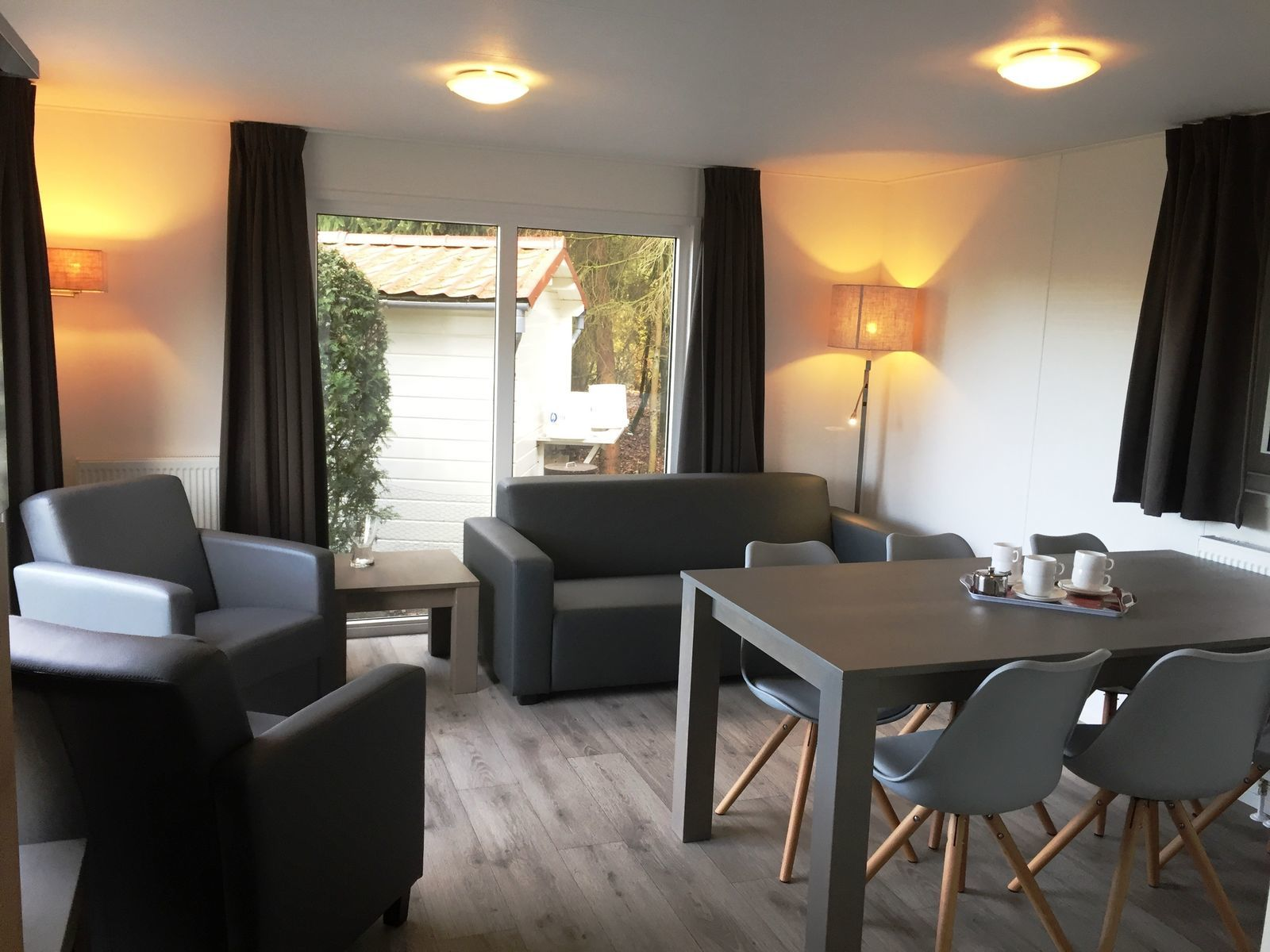 Chalet 6 persoons Hulst