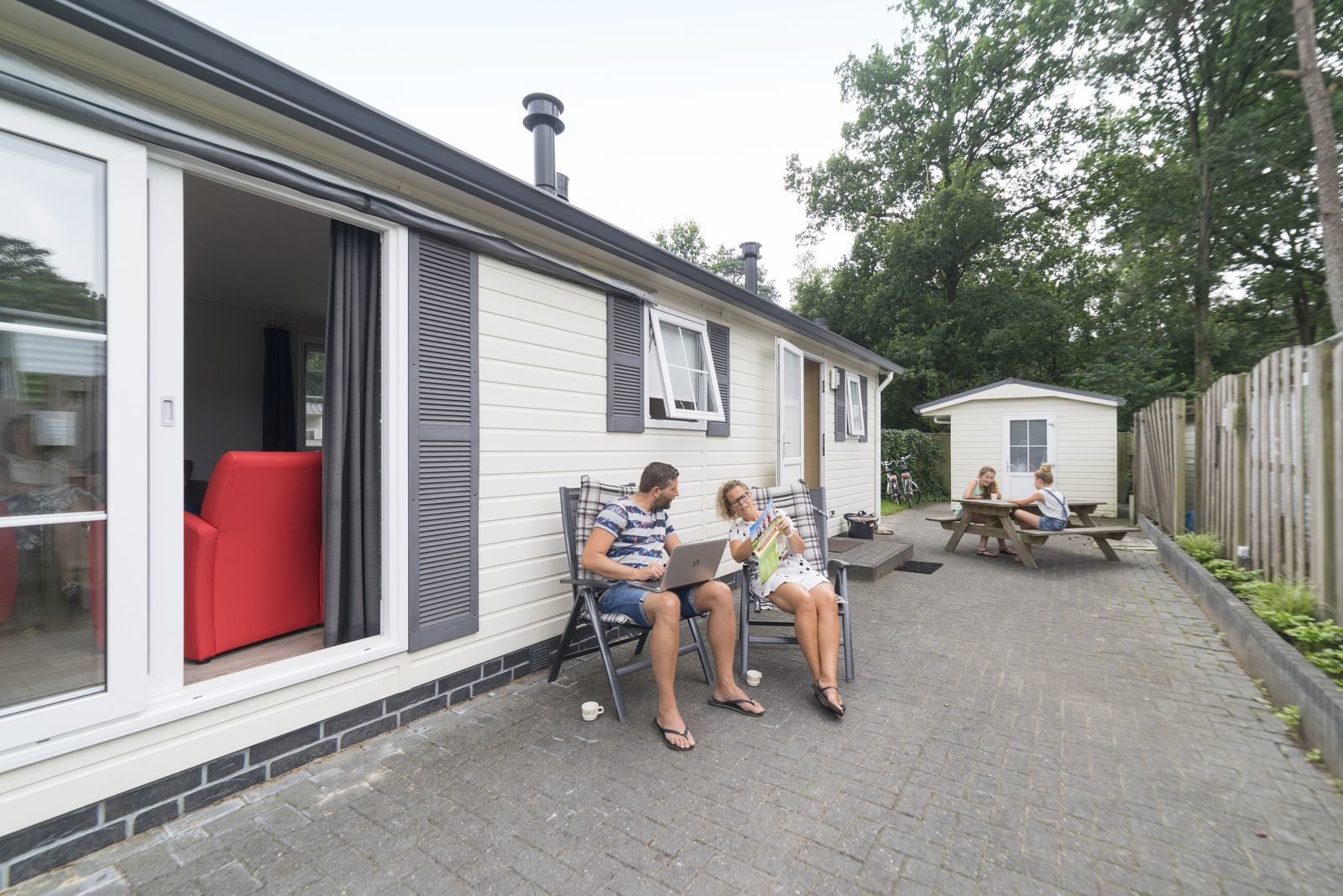 Chalet 4 persoons