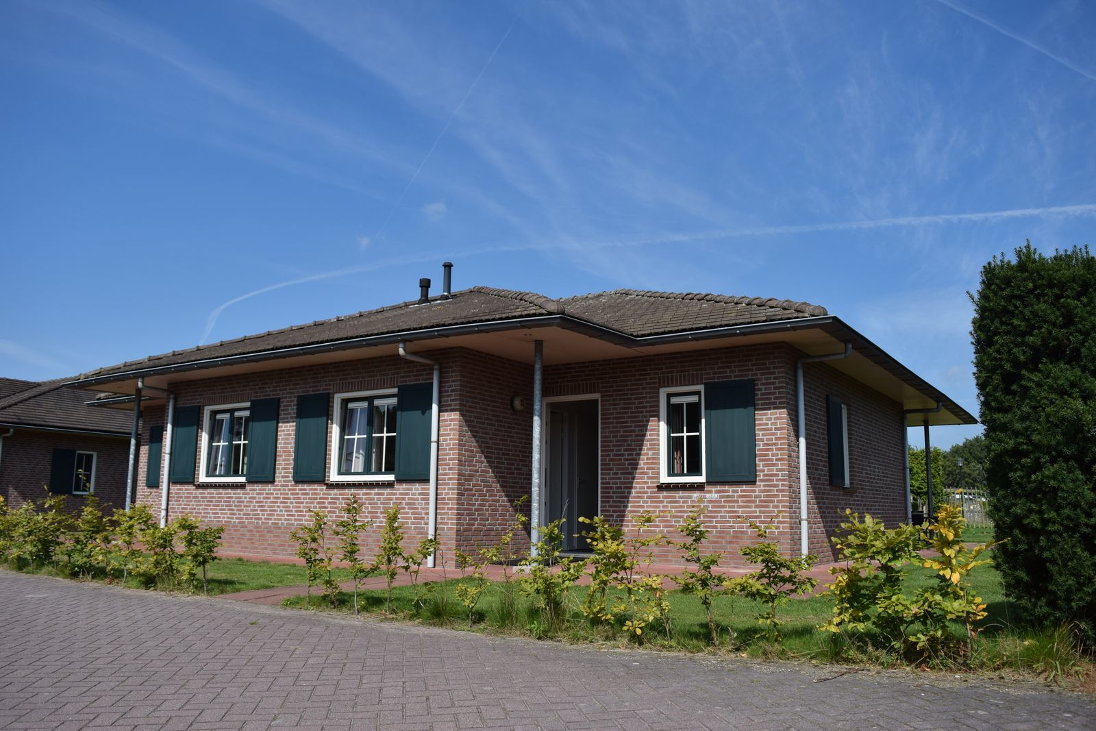 Voorde 16-person bungalow