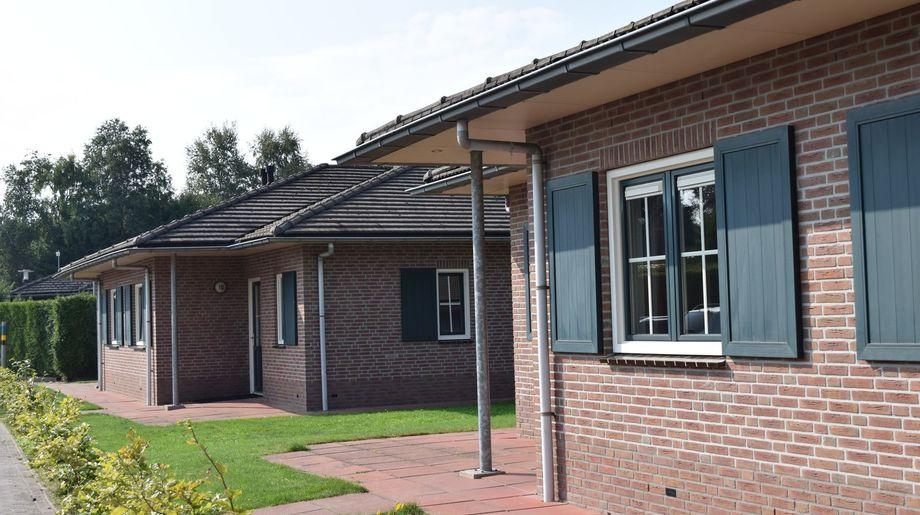 14-persoons bungalow Ganzebeek