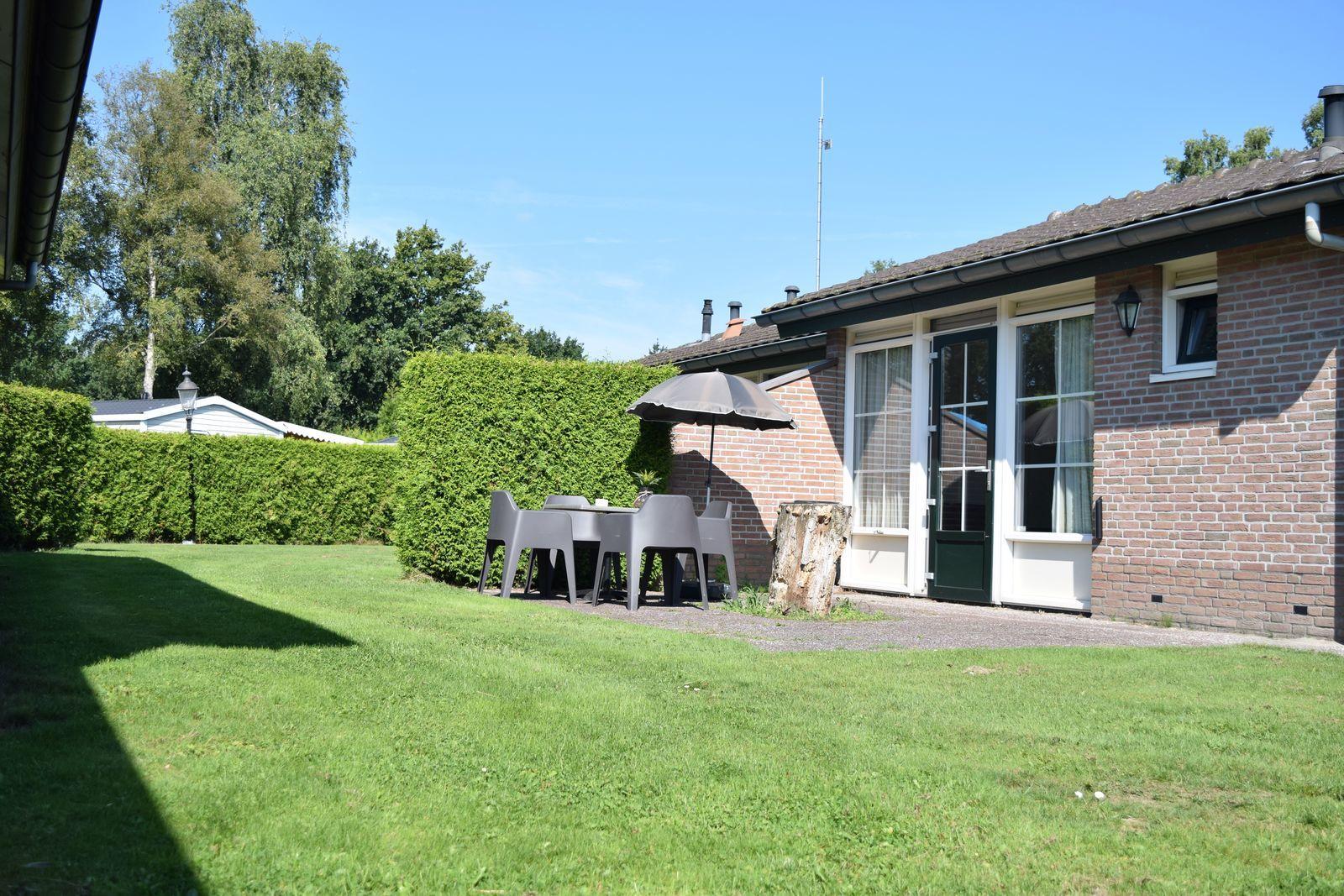 10-persoons bungalow Bunckman