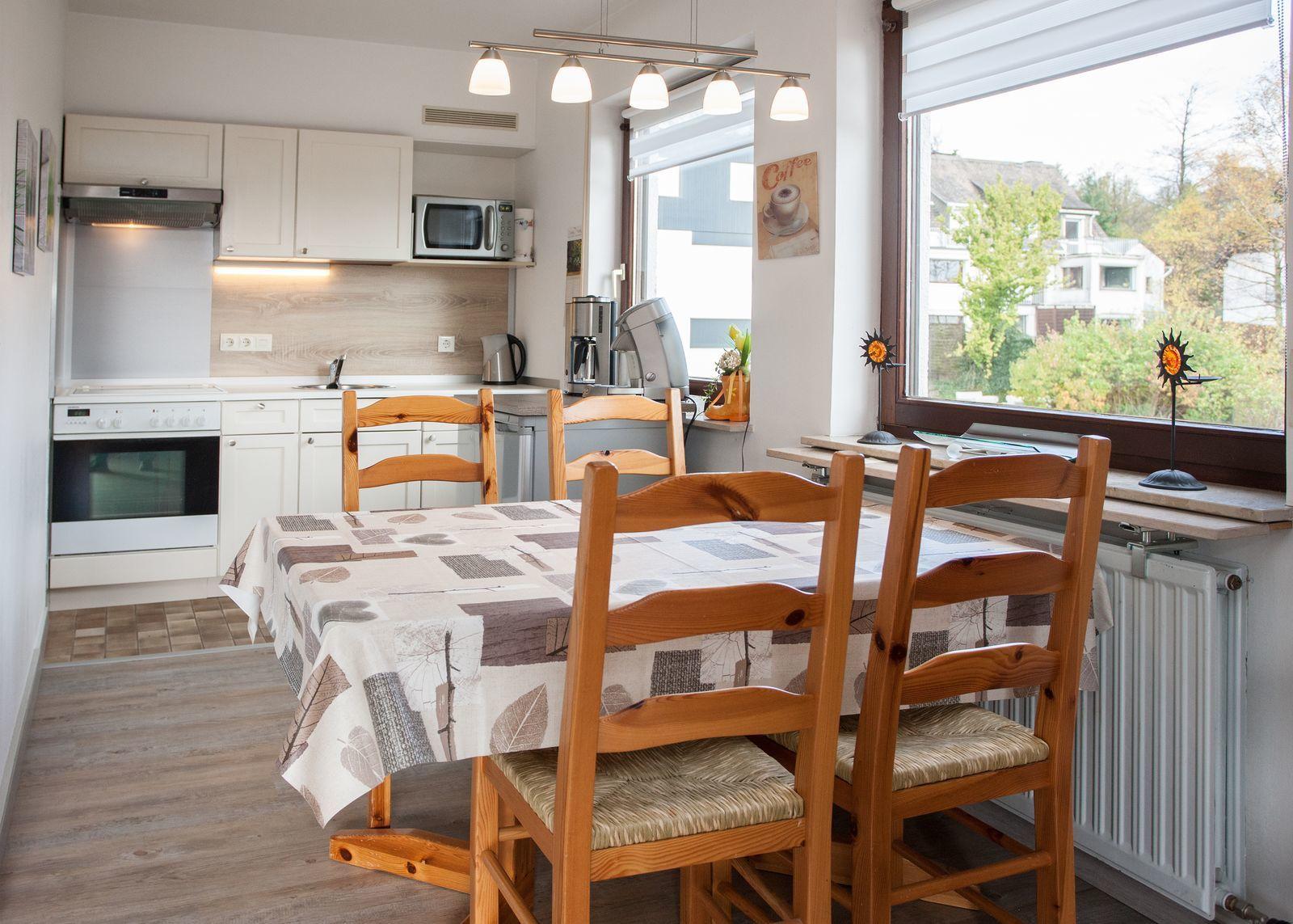 Apartment - Buchenweg 31-E
