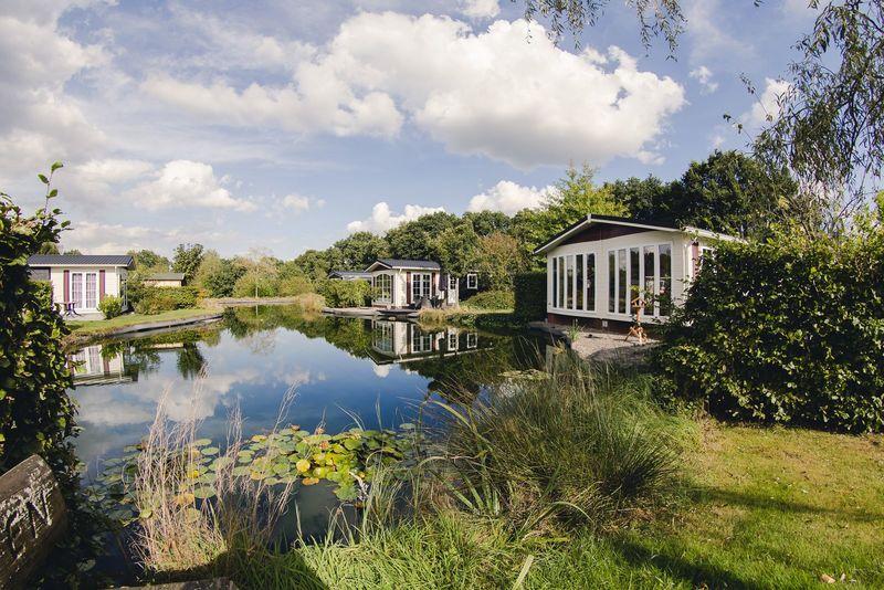 Chalet Twente (4p) op Buitenplaats Holten in een prachtige omgeving (B-Twente 4p)