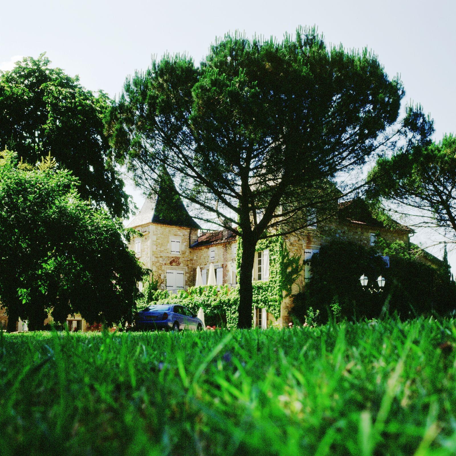 Afbeelding van Chateau Prayssac - A op kleinschalig parkje met zwembad