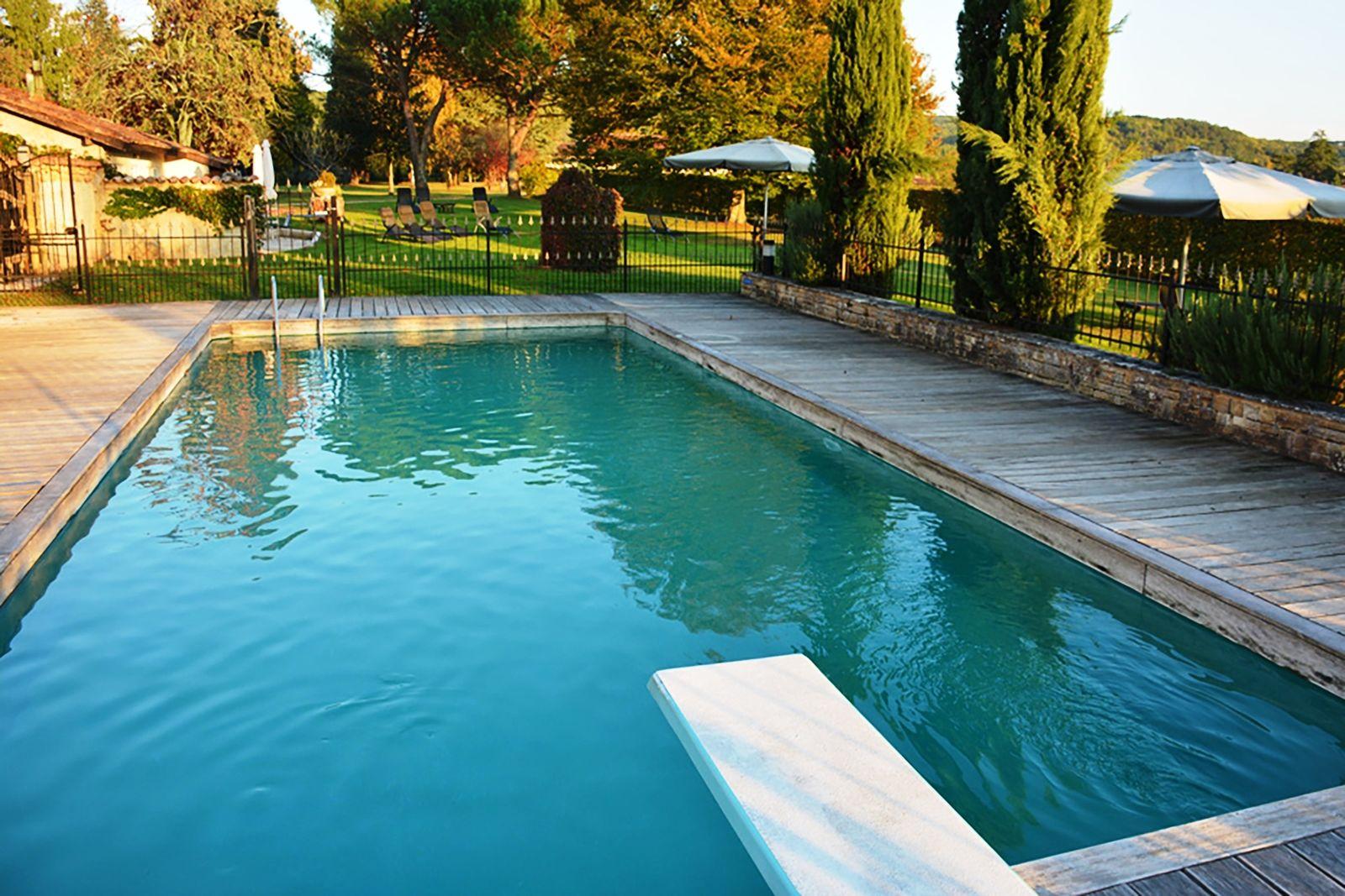 Afbeelding van Chateau Prayssac - C vakantiehuis met zwembad