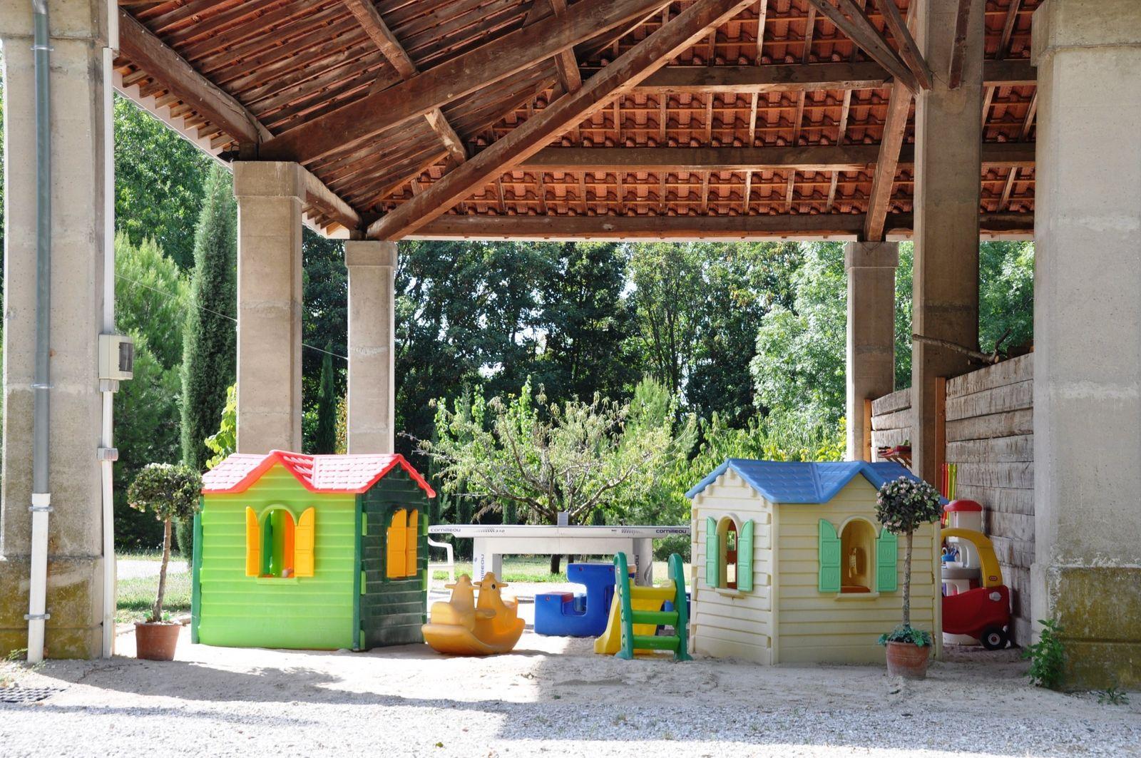 Afbeelding van Domaine de Valence - le Fruitier - voor gezinnen met kleine kinderen
