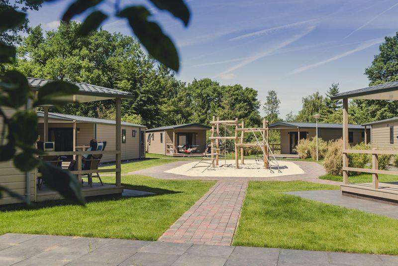 Groepslocatie - Stellingmolen 25 - 30 personen op vakantiepark Molke in Twente