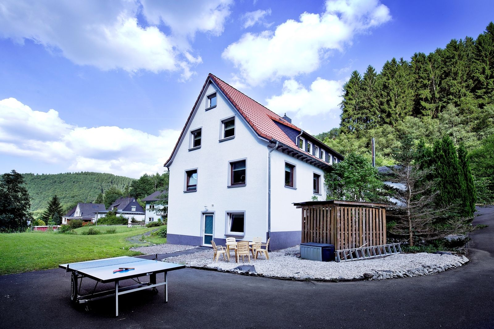 Afbeelding van Huize Schutzbach Westerwald - vakantievilla voor groepen in de natuur