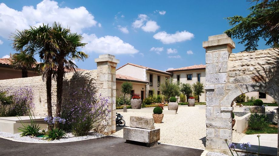 Domaine les Marees - 1. le Puits aux Souhaits - luxe vakantiehuis Frankrijk