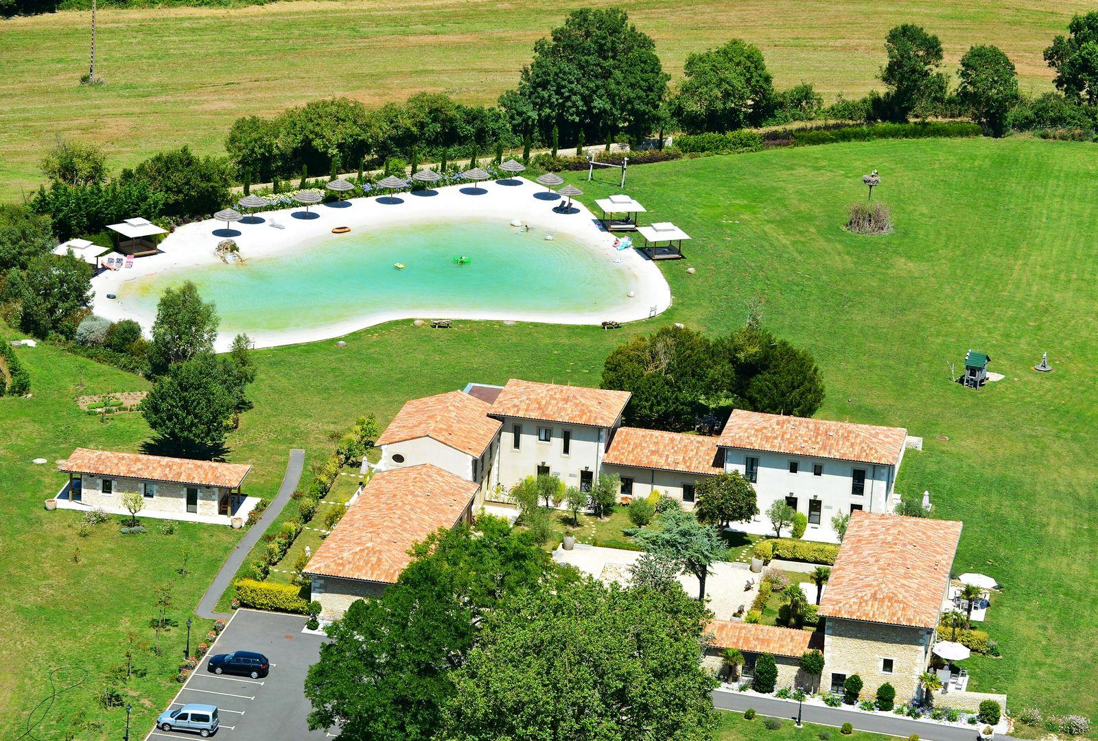 Afbeelding van Domaine les Marées - 1. le Puits aux Souhaits - luxe vakantiehuis Frankrijk