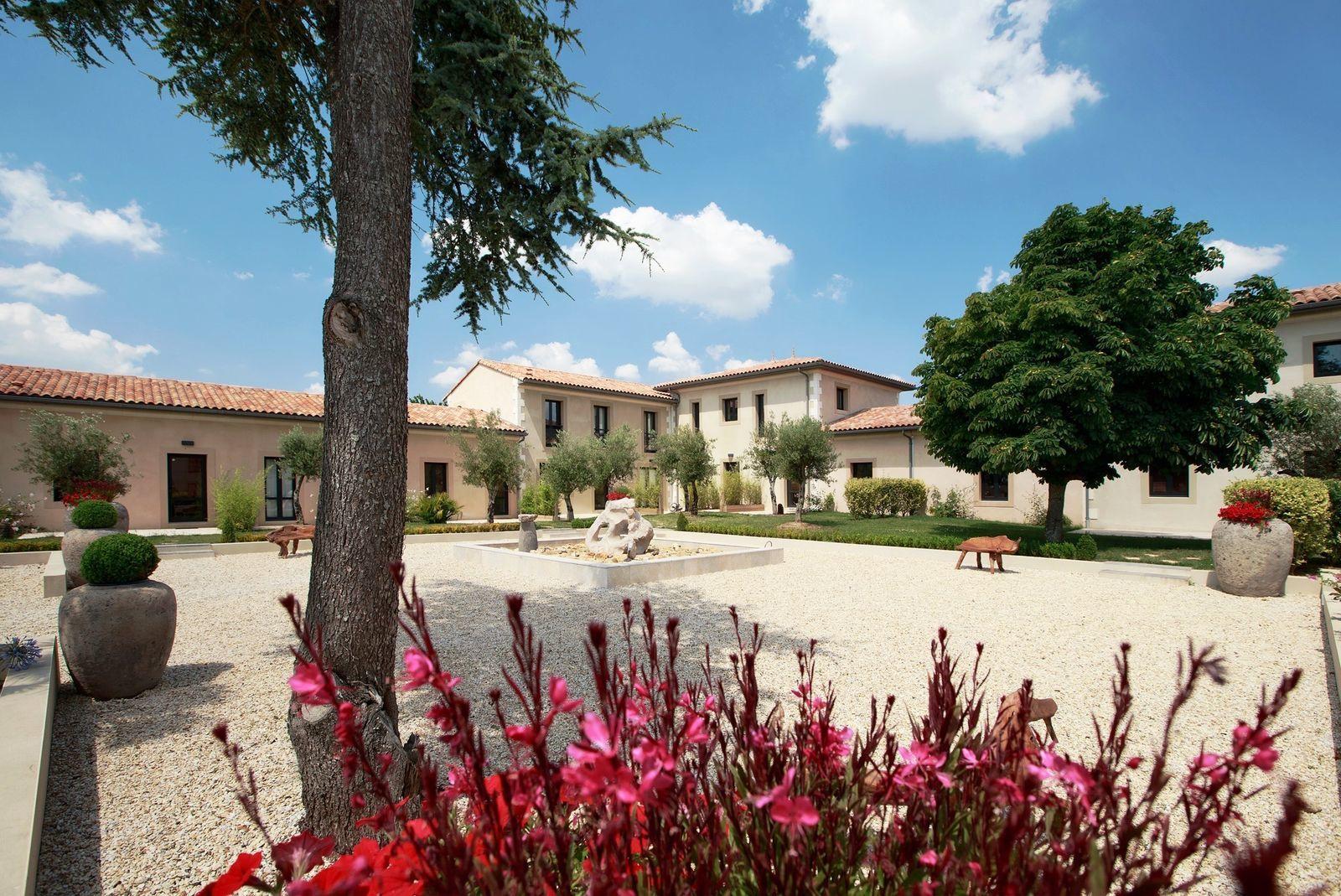 Domaine les Marées - 2. la Fontaine de Jouvence luxe vakantie Frankrijk