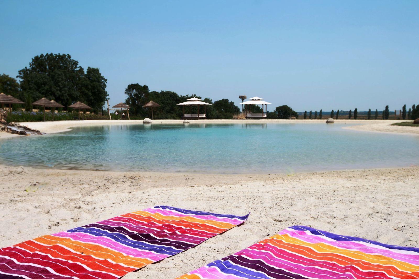 Domaine les Marées - 5. Le Lac des Cygnes - luxe vakantievilla Frankrijk