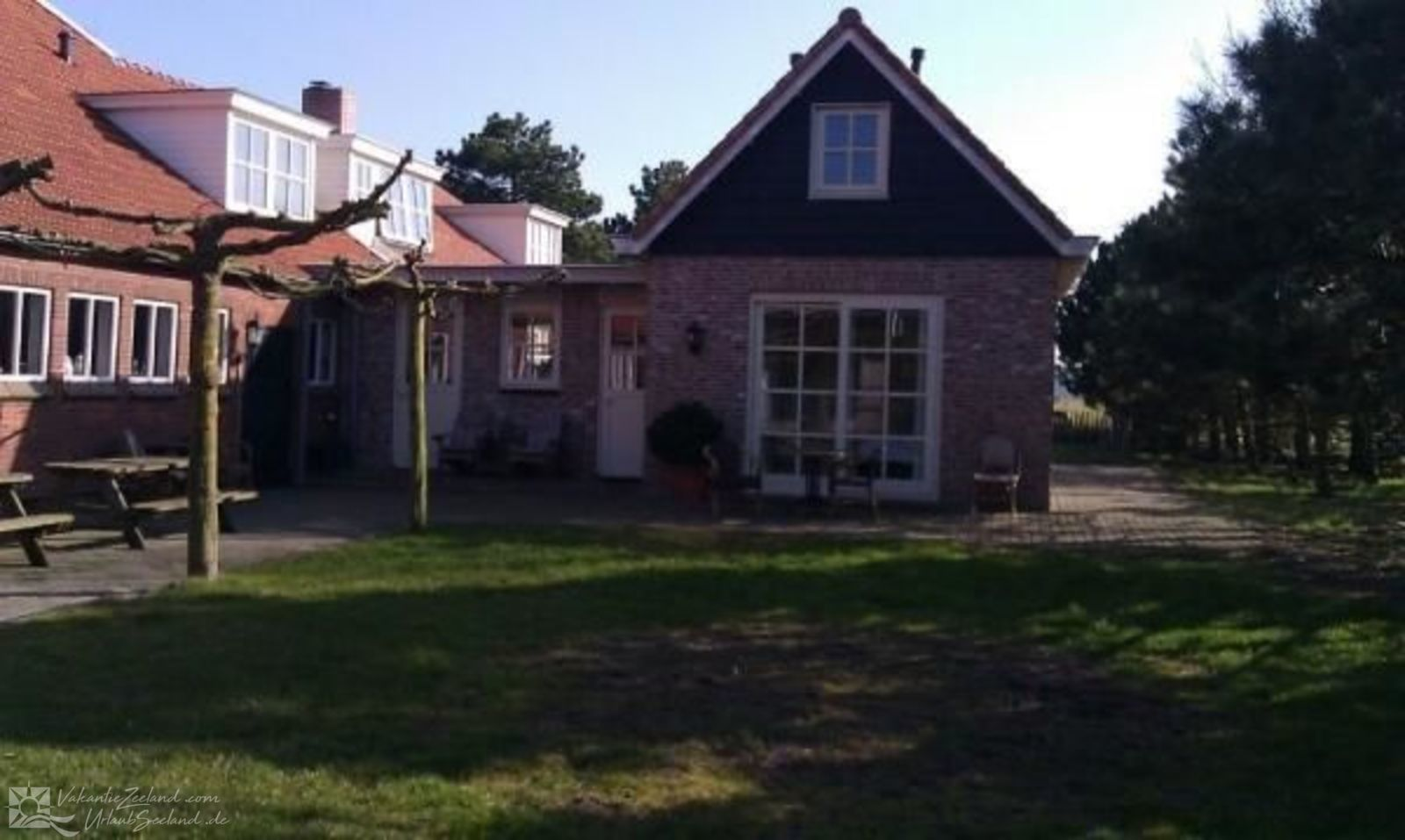 VZ213 Group accommodation Renesse