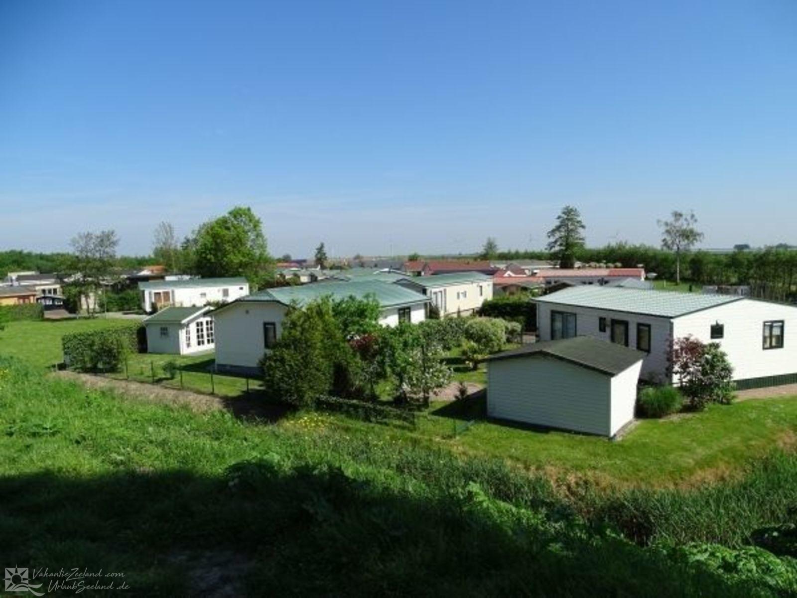 VZ476 Ferienhütte in Sint-Annaland