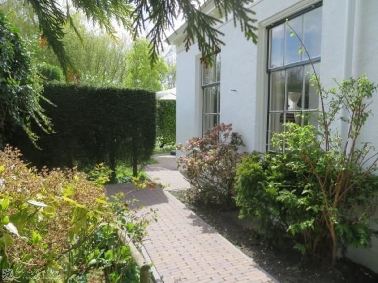 VZ491 Holiday cottage Burgh-Haamstede