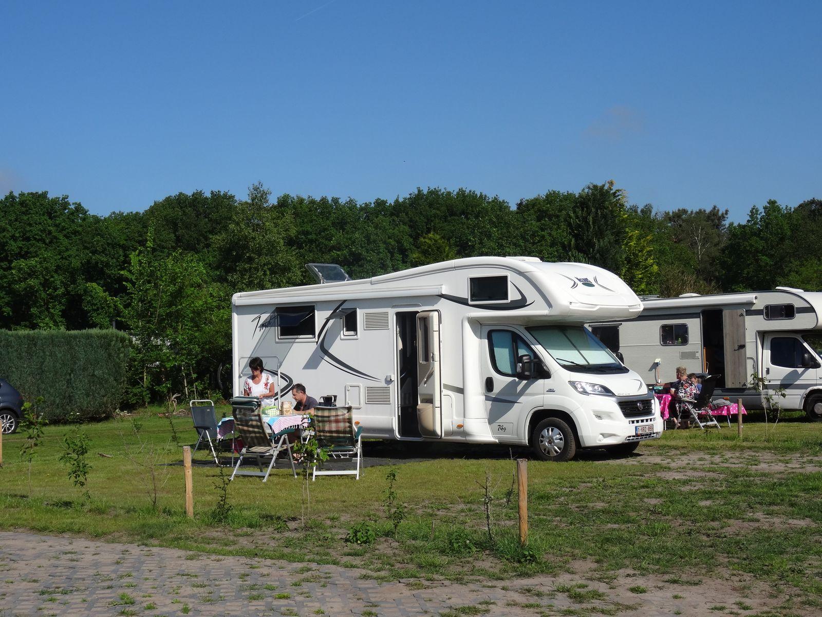 Afbeelding van Camperplaats