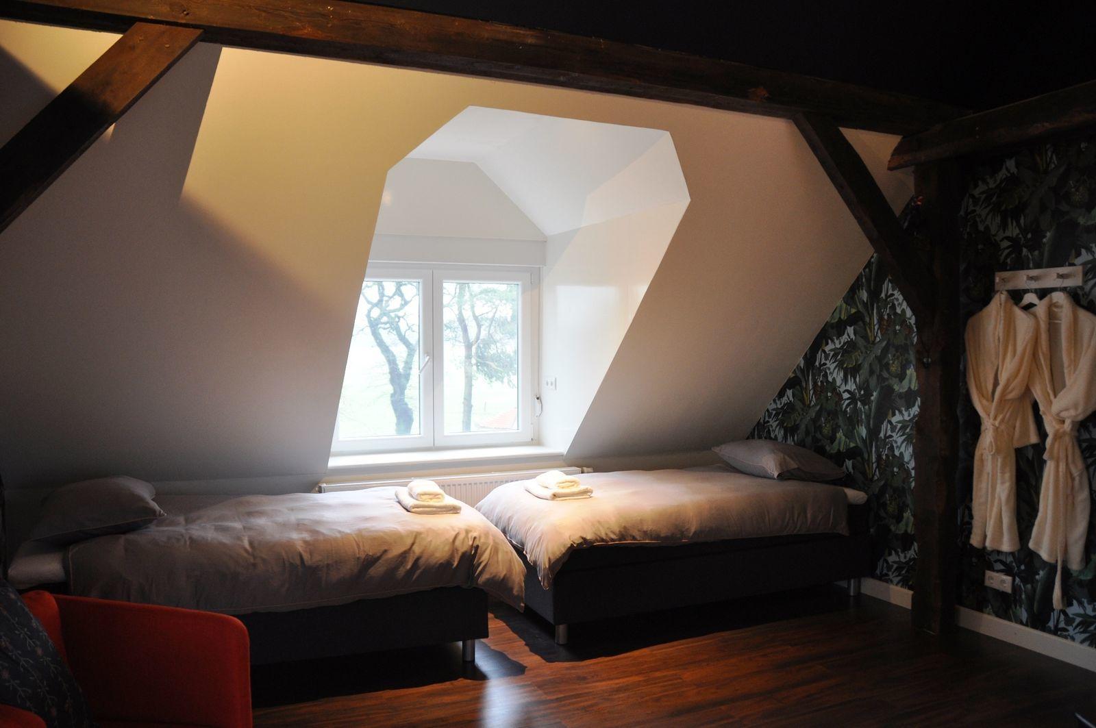 Landhuis Wielen 1 - luxe vakantiehuis met privé wellness