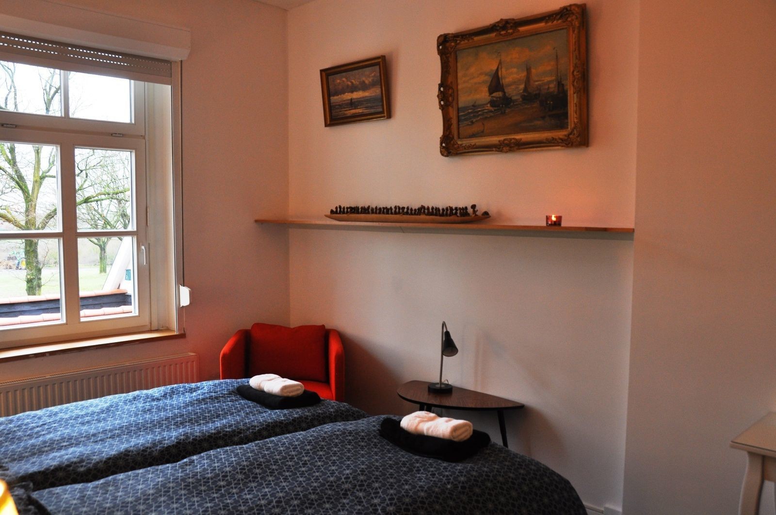 Landhuis Wielen 2 - luxe wellness familiehuis met sauna en jacuzzi