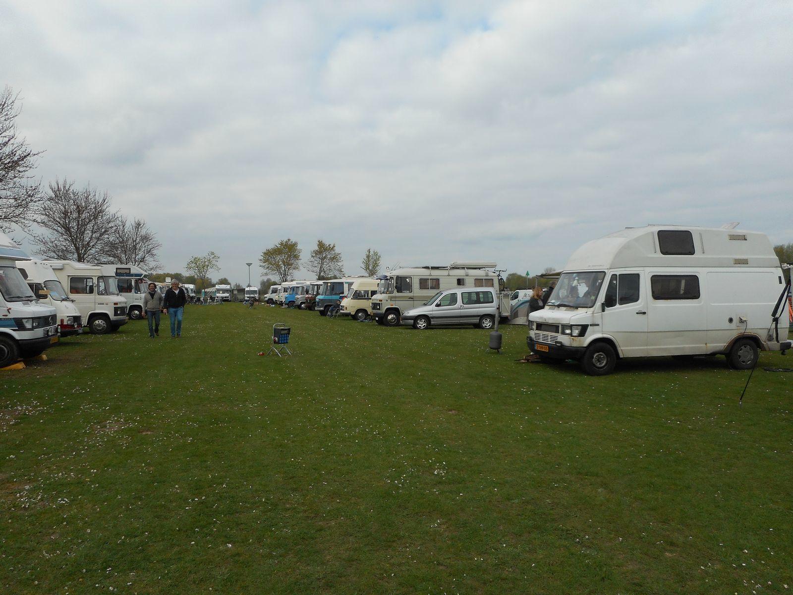 Campingplatz IJsselweide