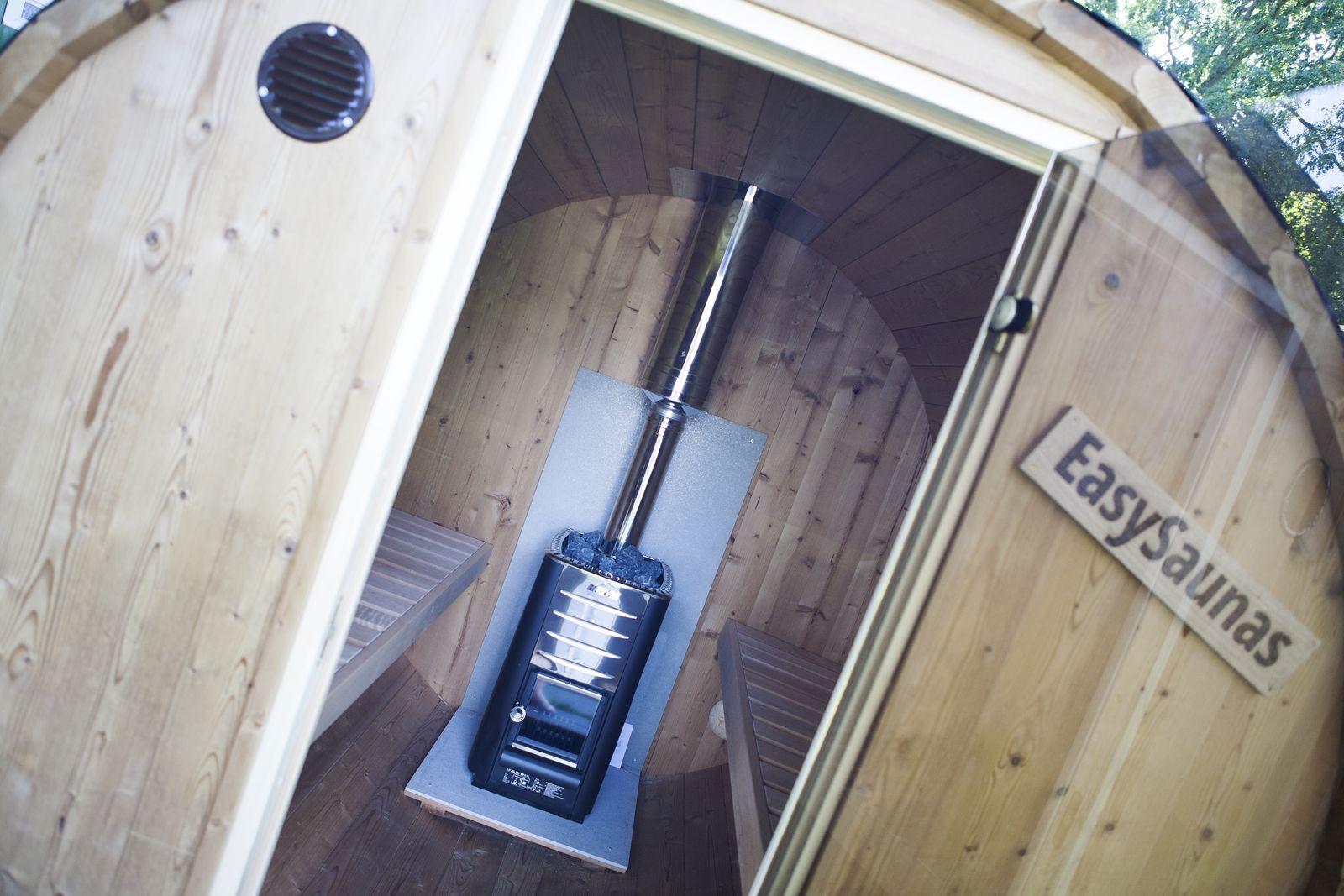 Afbeelding van 4-persoons Veluwelodge met privé sauna