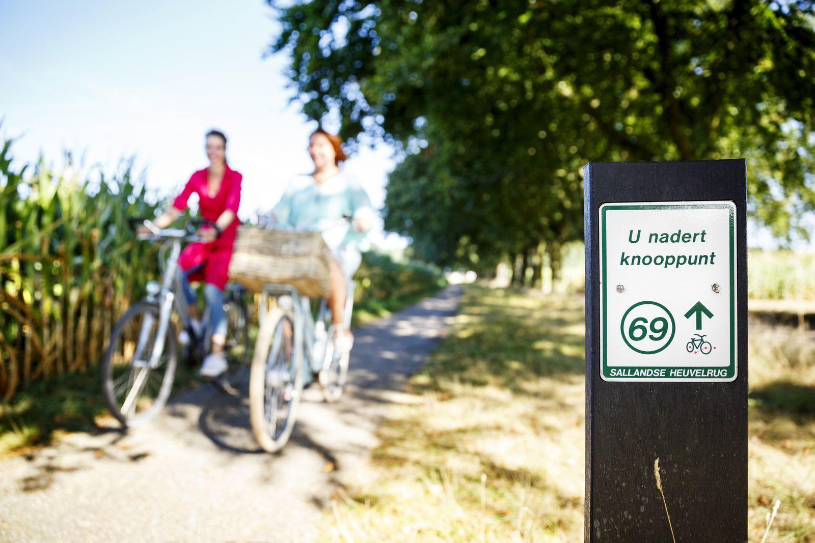 Maart: 8 daags fiets arrangement inclusief luxe fietsen