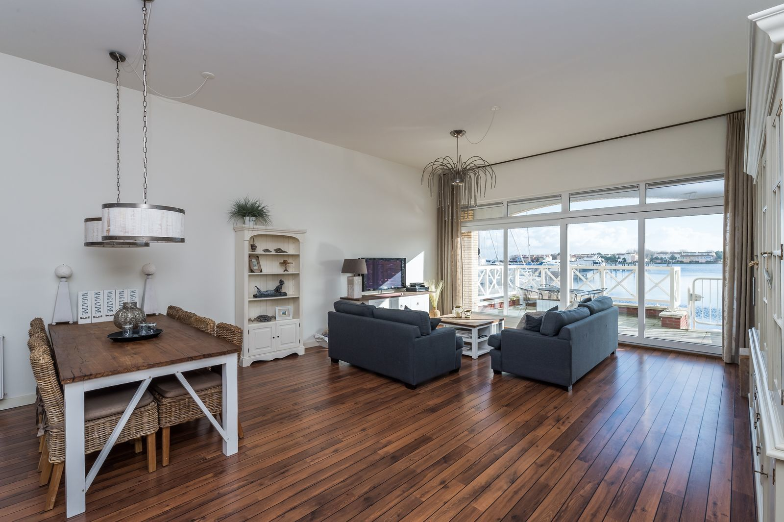 Appartement Port Zélande Marina (6 personen) - Ouddorp (4.05)