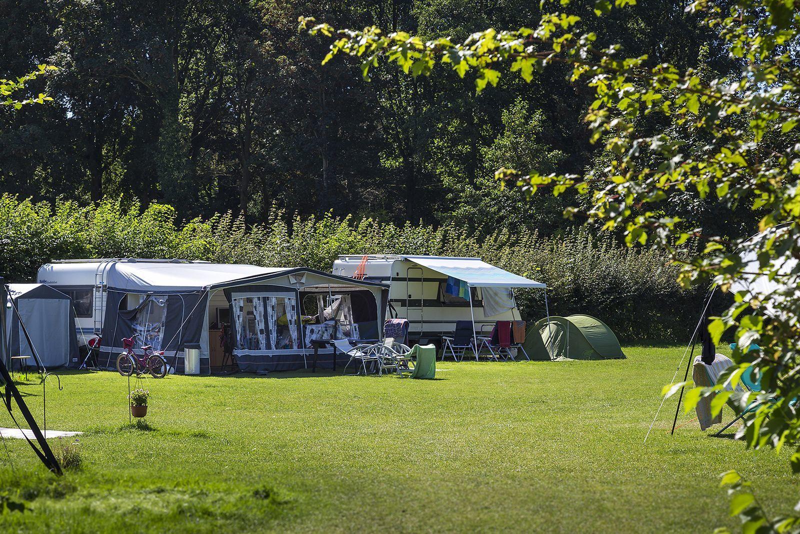 Campingplatz 10 Ampere