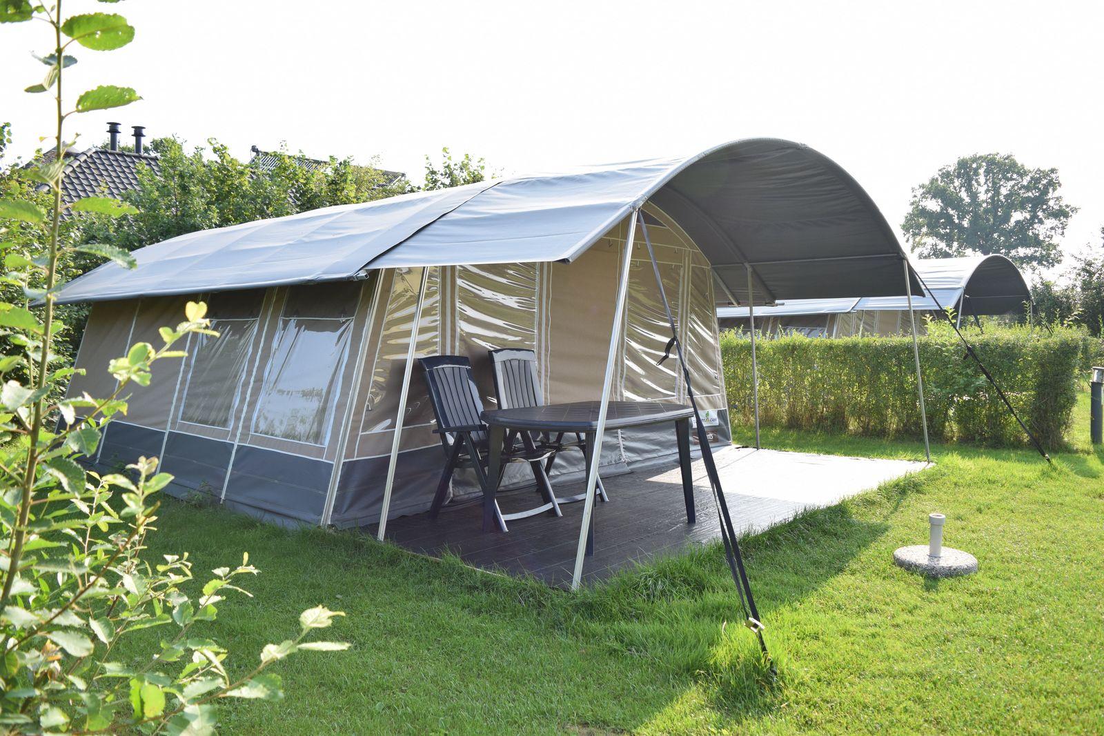 Afbeelding van 24-persoons Lodgetent (6 tenten)