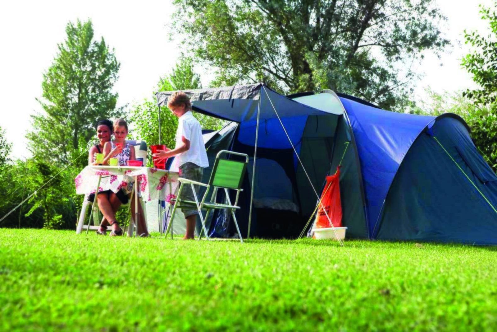Campingplatz 16 Ampere
