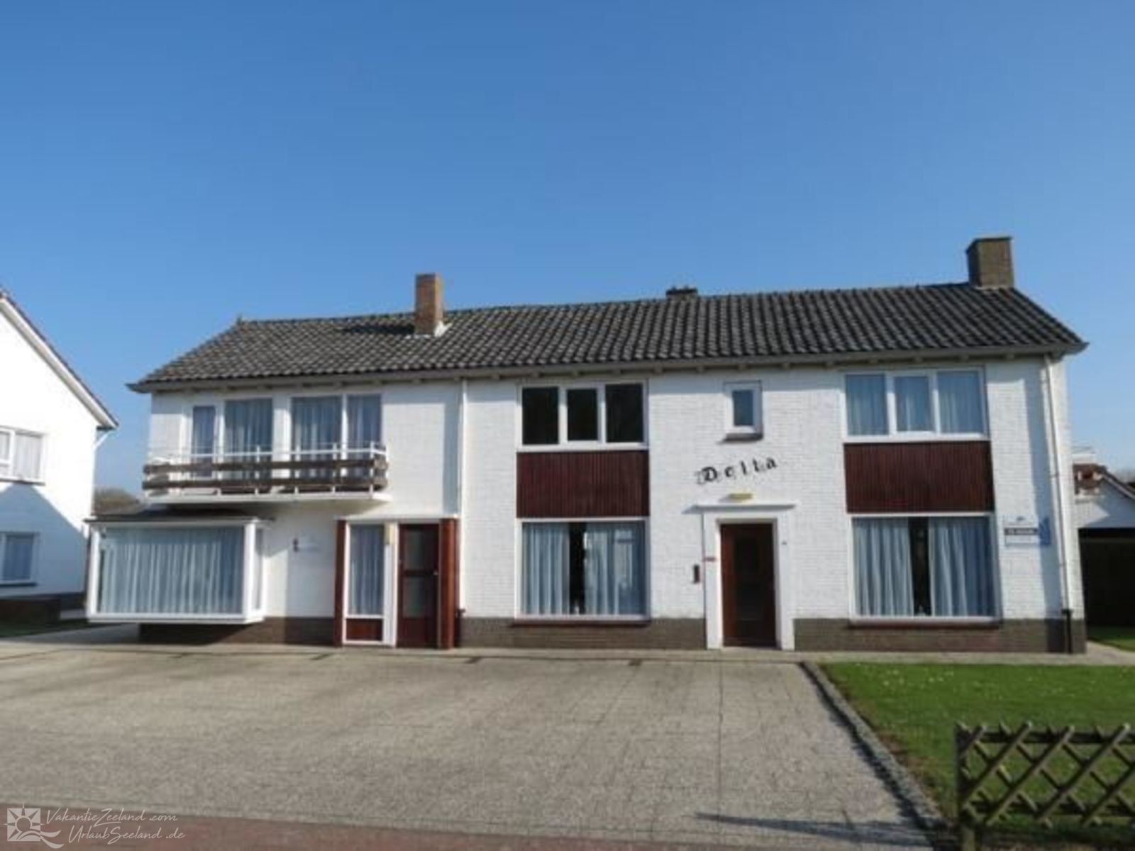 VZ289 Holiday Home Cadzand