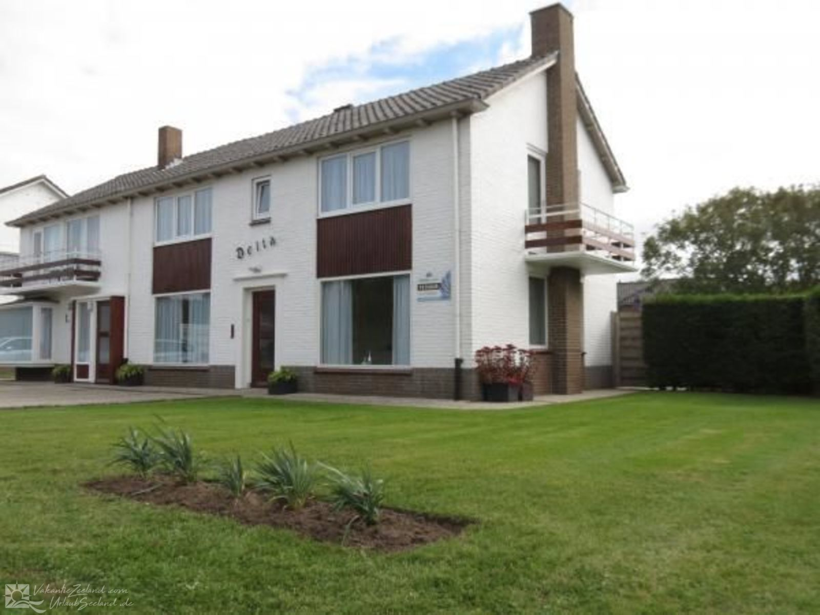 VZ304 Holiday Home Cadzand