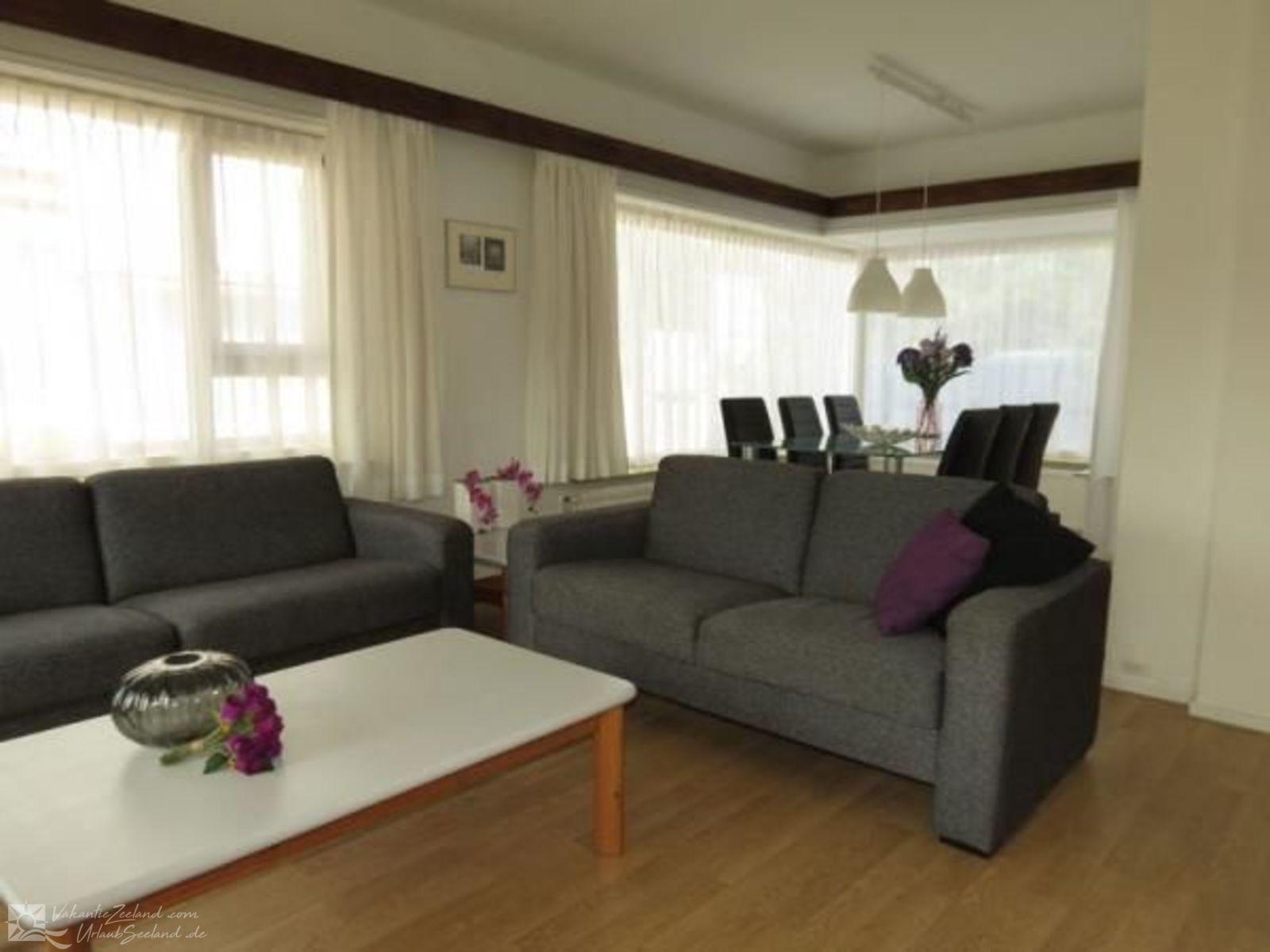 VZ314 Generous Apartment Cadzand