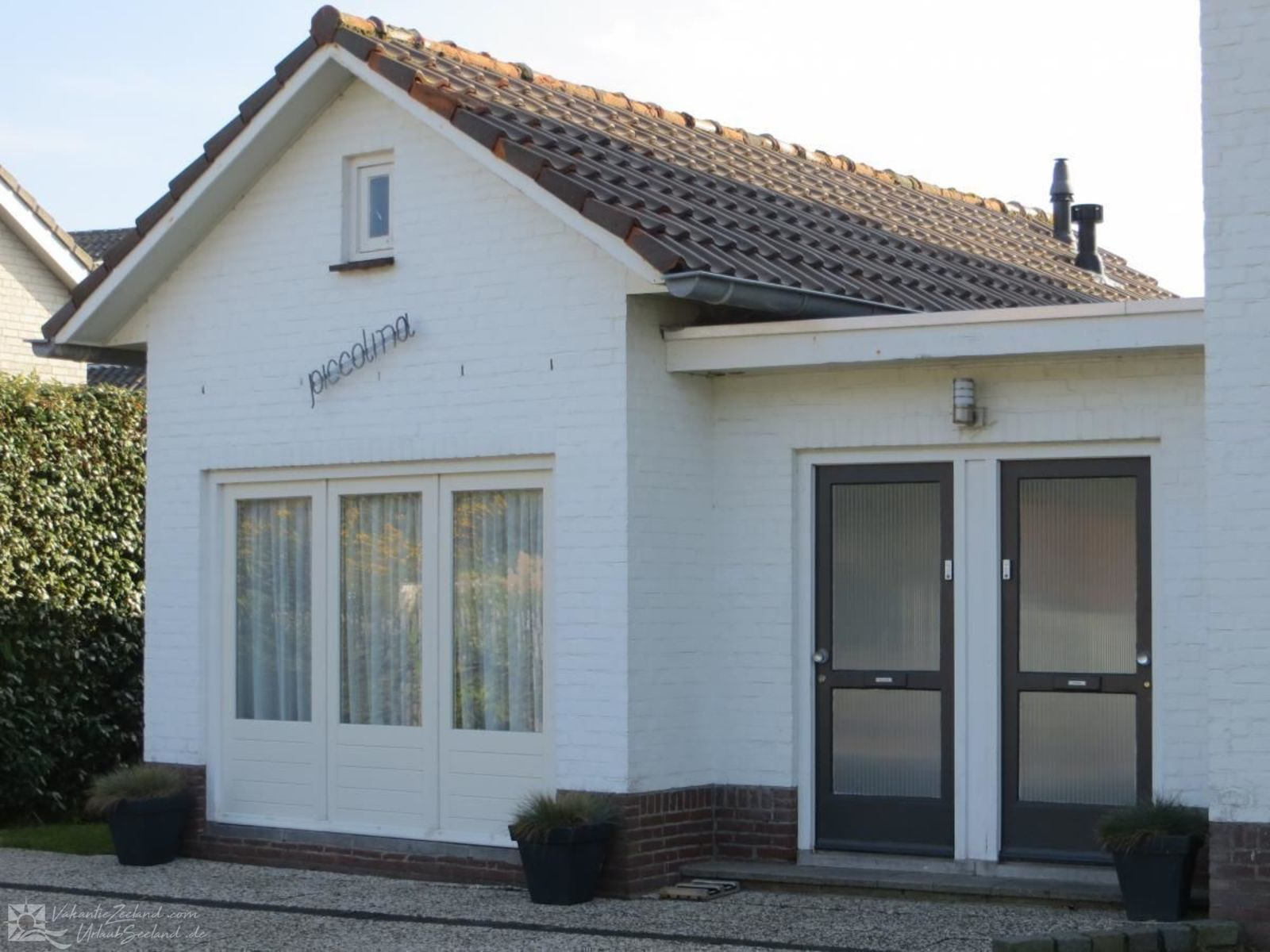 VZ344 Holiday Home Cadzand